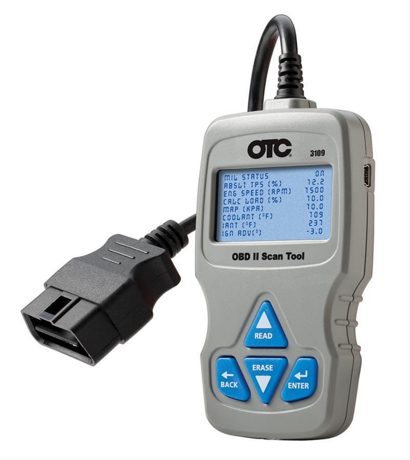 otc diagnostic scan tool