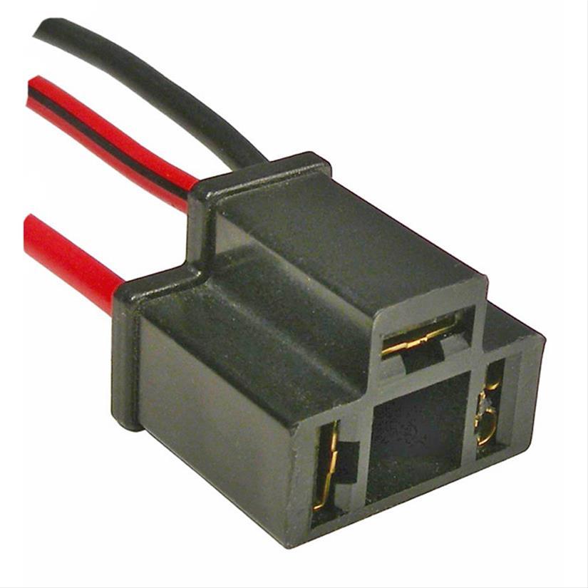 pico wiring 5407pt wiring harness headlight 3 pin universal each ebay