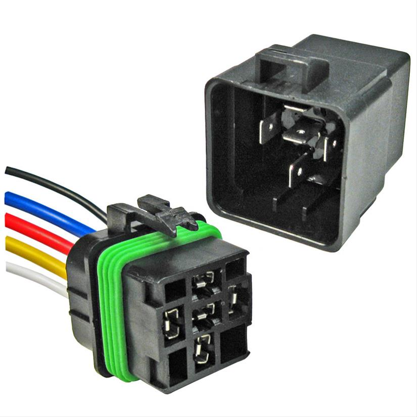 Diagram  12v Automotive Relay U2014 5 Pin 40amp Wiring