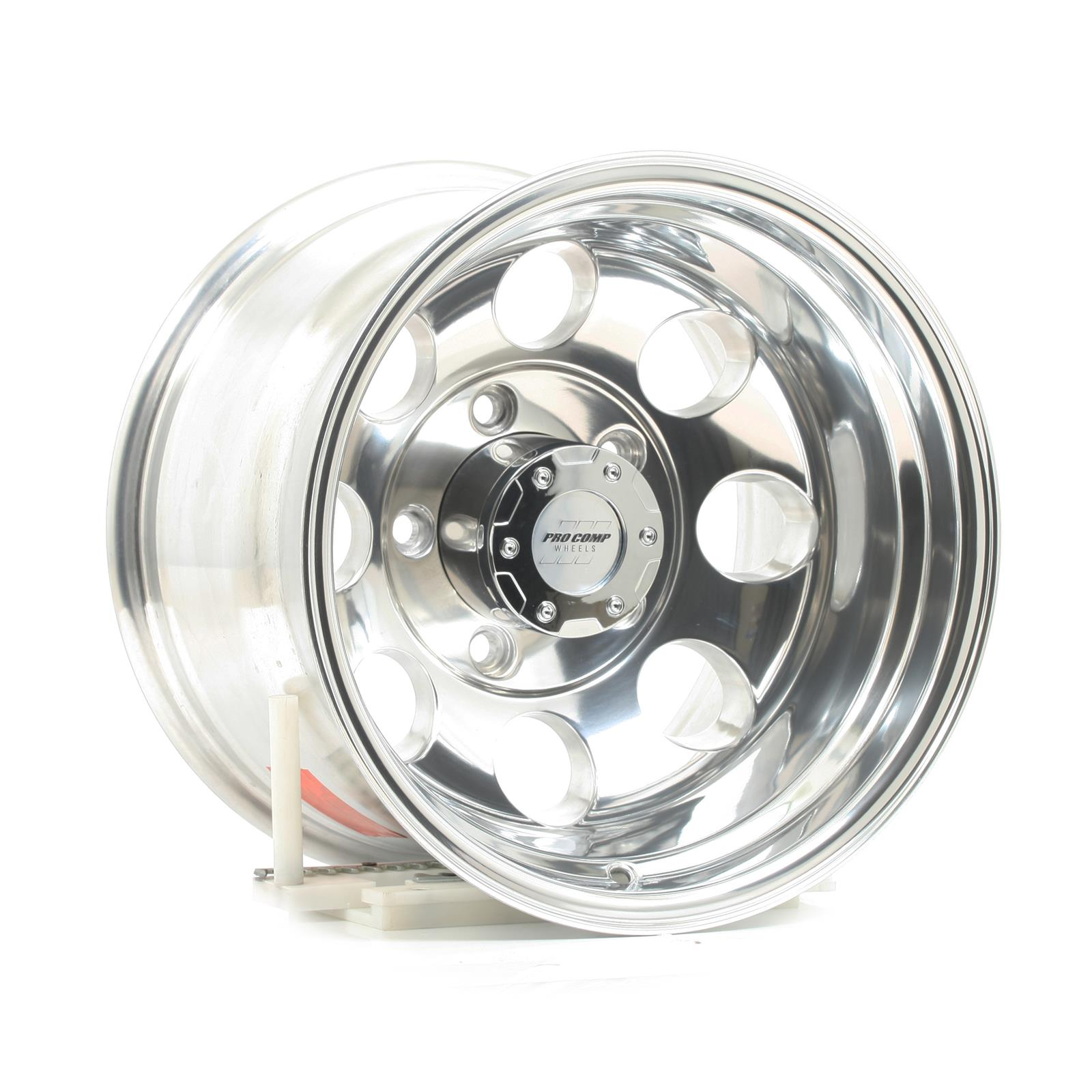 Pro Comp Alloys Series 69 Wheel with Polished Finish 16x10//8x170mm
