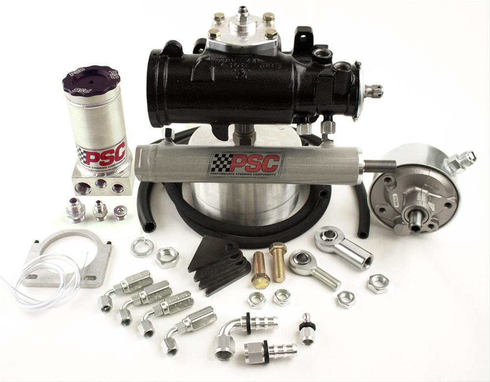 Hydraulic Assist Cylinders : Psc hydraulic assist steering system sk ebay