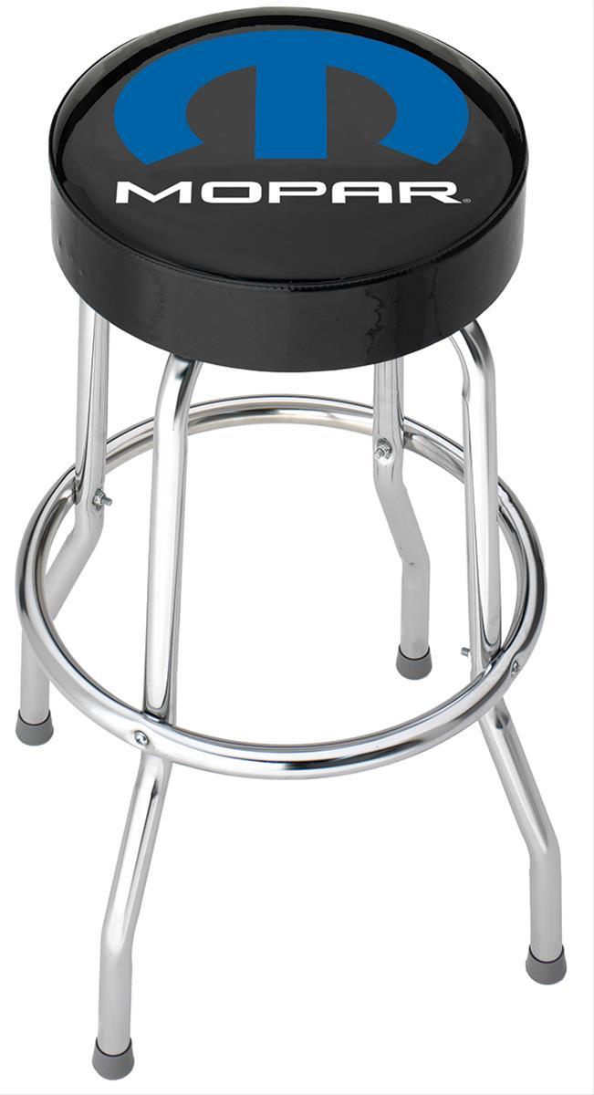 Strange Mopar Bar Stool 004784R01 Alphanode Cool Chair Designs And Ideas Alphanodeonline