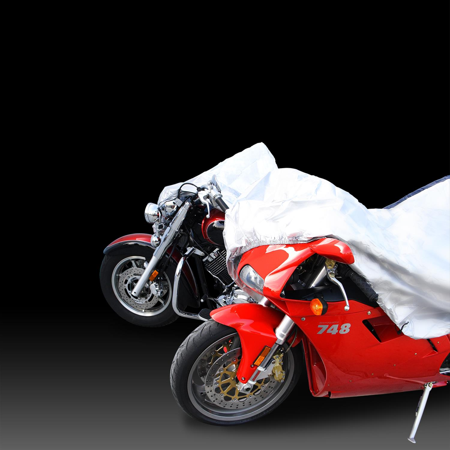 Pilot Automotive Motorcycle and ATV Covers CC-6323