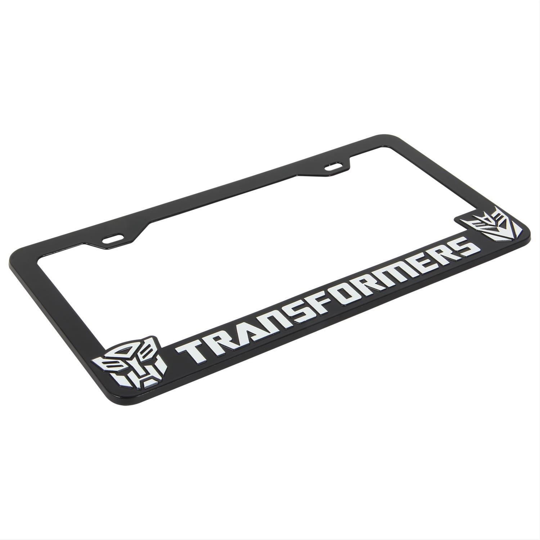 Pilot Automotive TRF-0901E Transformer License Plate Frame