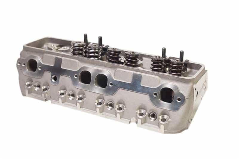 100 LENGTH SMALL BLOCK CHEVY STAINLESS STEEL VALVES 2.02 1.60 1 PIECE SBC