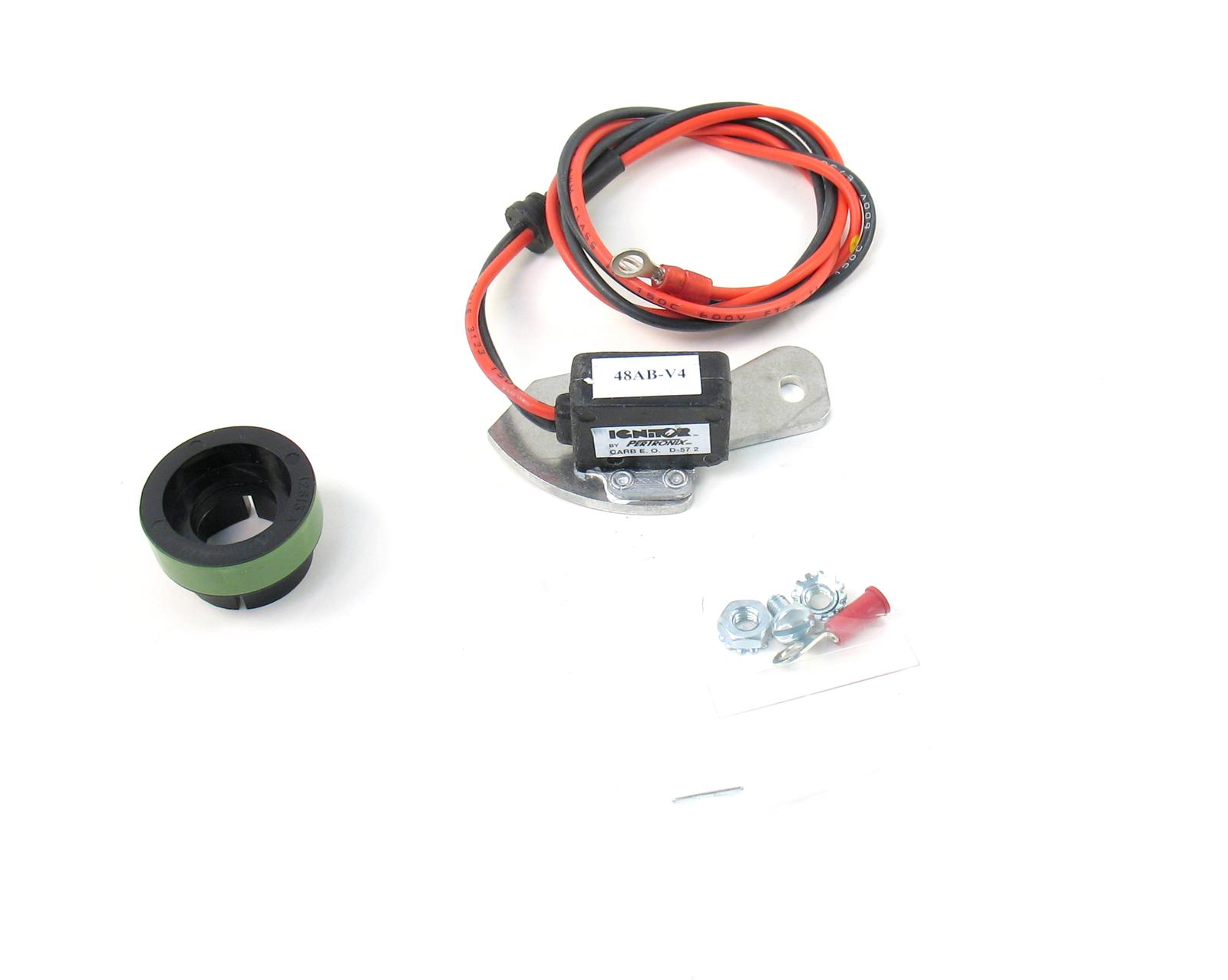 PerTronix Ignitor® Solid-State Ignition Systems 1261 - Free Shipping on Orders Over $99 at Summit Racing  sc 1 st  Summit Racing : pertronix wiring - yogabreezes.com