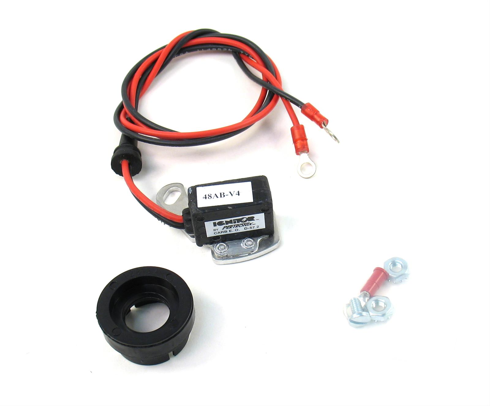 12 Volt Ignition Wiring Diagram On Ignition Coil Distributor Wiring