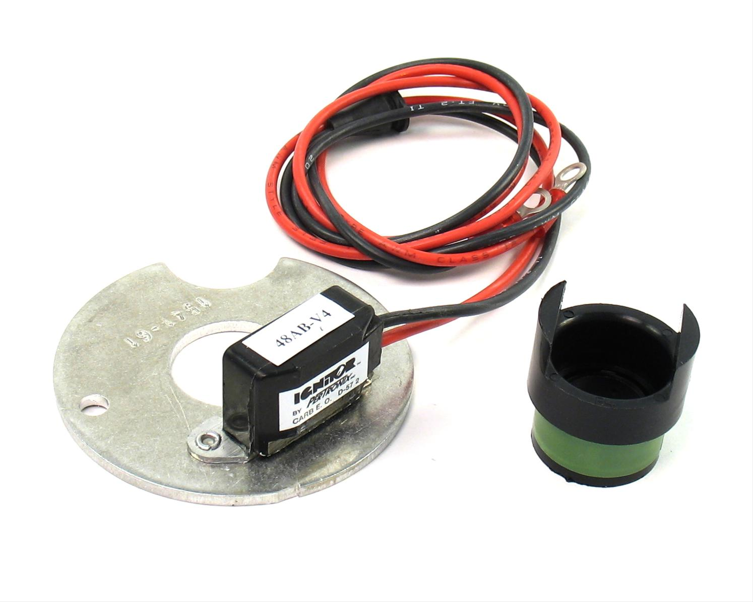Pertronix Ignitor Solid State Ignition Systems 1541 Free Shipping Kaiser Jeep Wiring On Orders Over 99 At Summit Racing