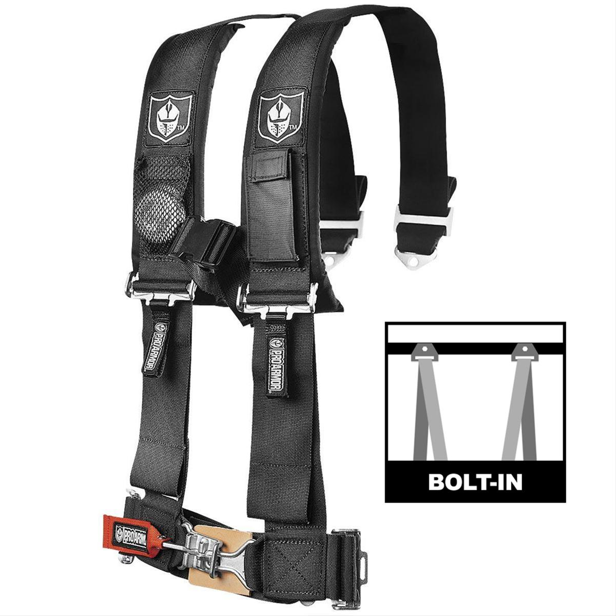 Pro Armor UTV 4-Point Harnesses A114230RD - Free Shipping on Orders