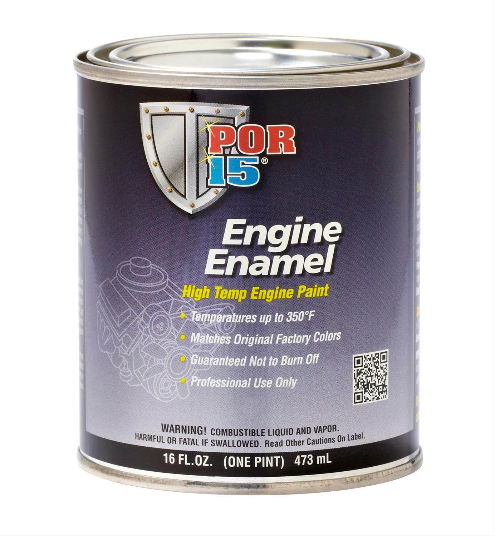 Por 15 Paint Engine Enamel Gloss Oldsmobile Gold 1 Pint Each 42228