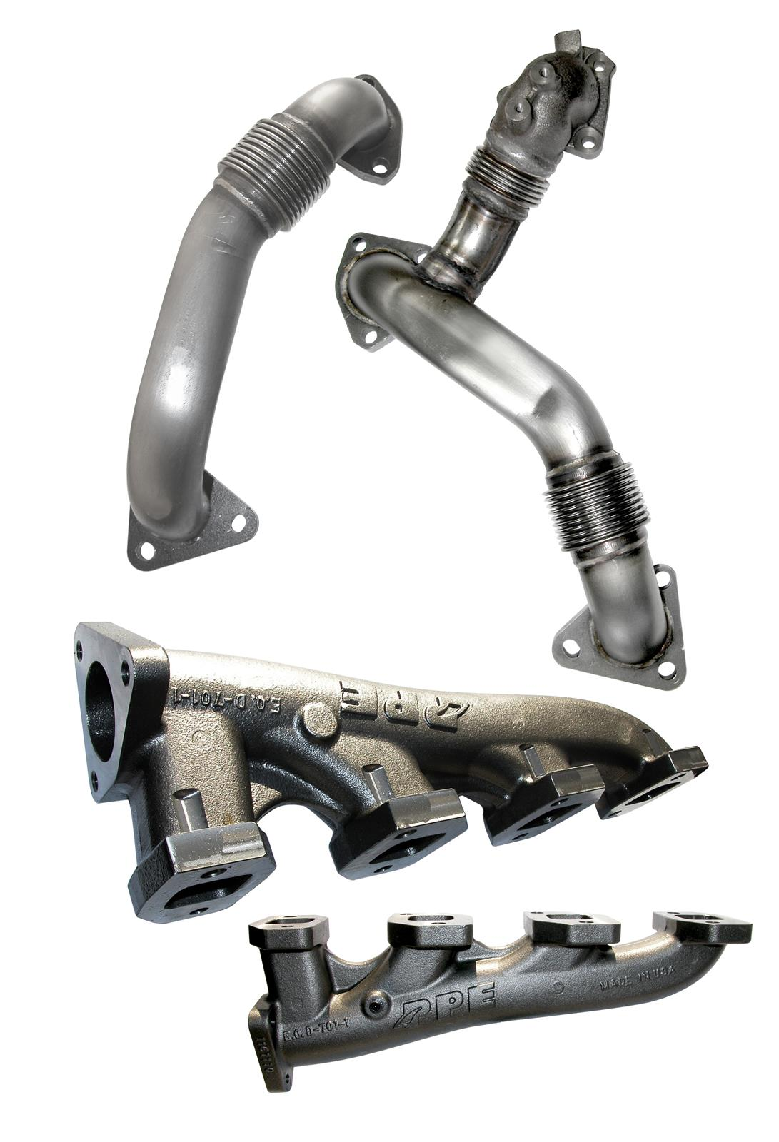 Pacific Performance Engineering Exhaust Manifolds 116111000