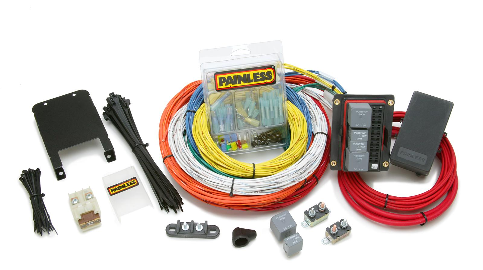 Painless Performance 15-Circuit Extreme Off-Road Harnesses 10144 - Free  Shipping on Orders Over $49 at Summit Racing