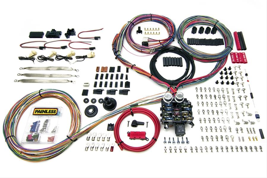 led wiring harness painless wiring diagram insider led wiring harness painless wiring diagram technic led wiring harness painless
