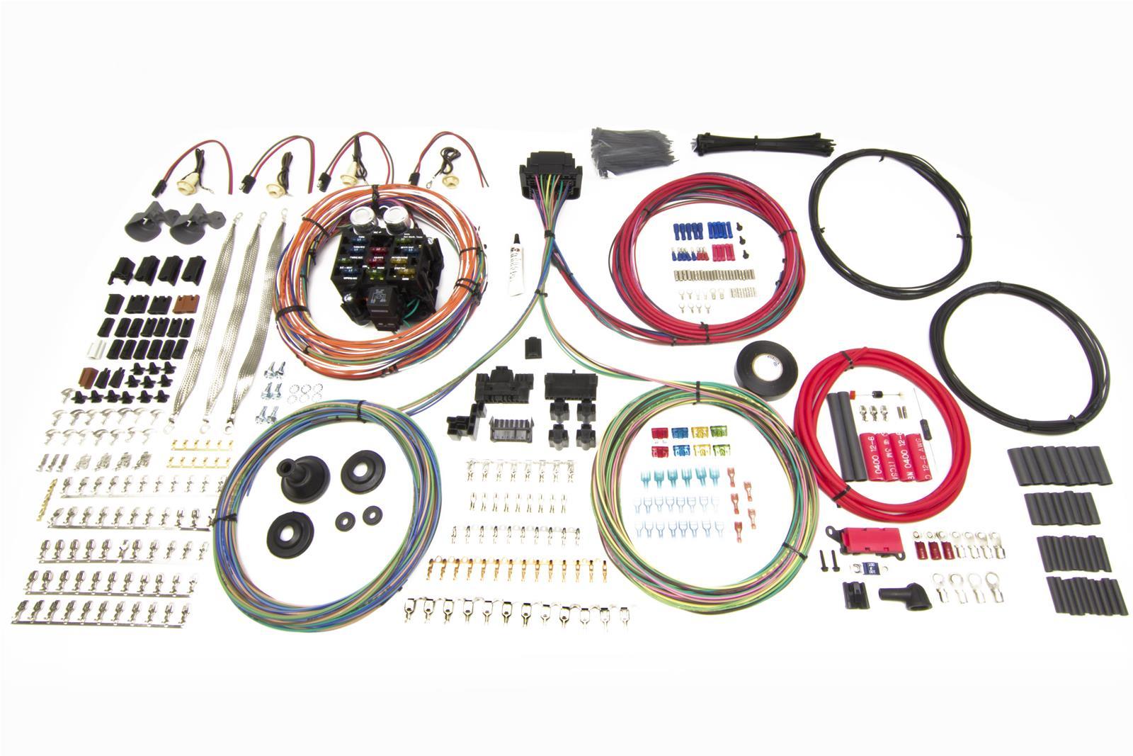 Amazing Painless Performance Pro Series Wiring Harnesses 10406 Free Wiring Digital Resources Bocepslowmaporg