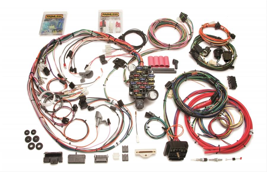 Painless Performance 26 Circuit 1968 Direct Fit Chevelle Harnesses