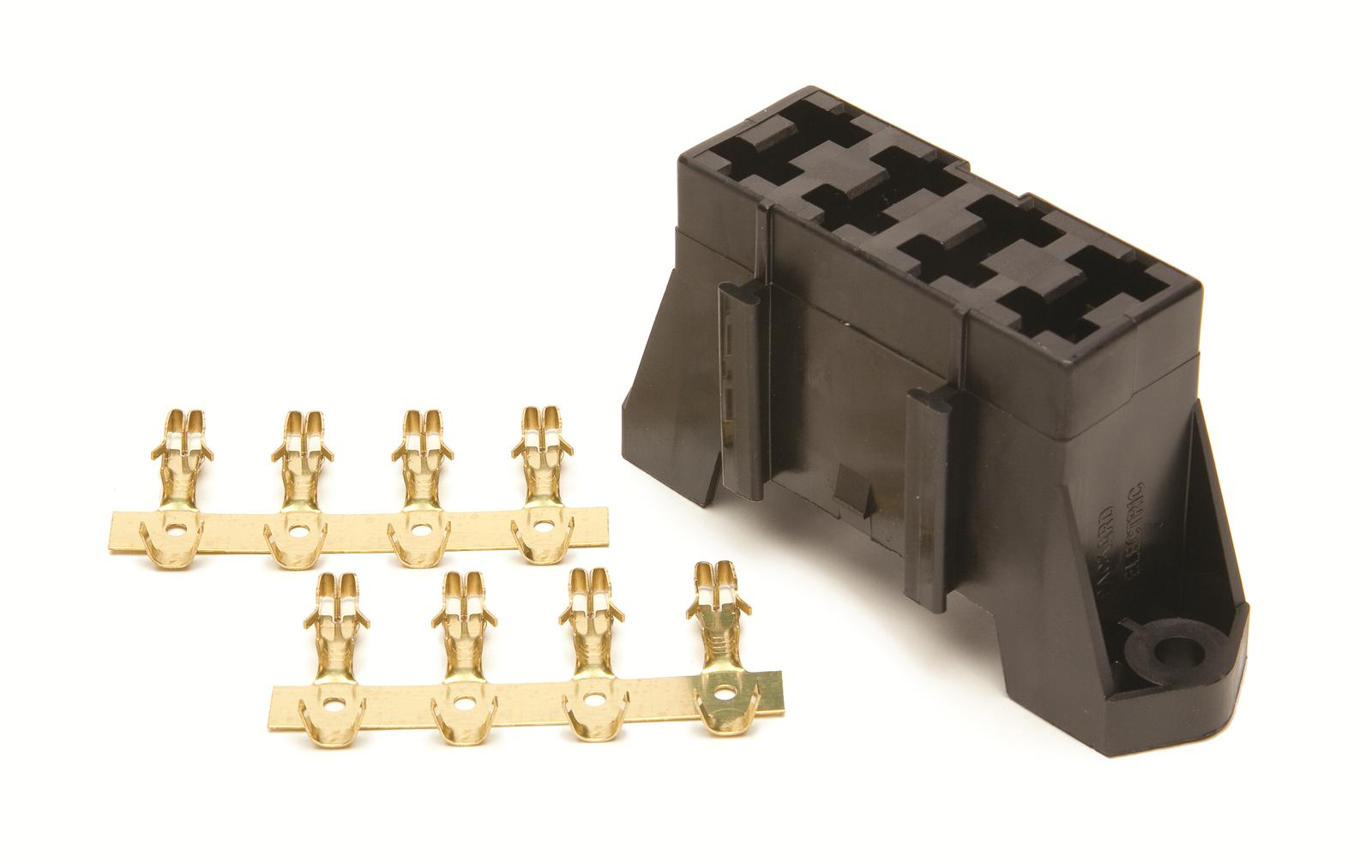 Painless Performance Universal Fuse Blocks 30002 - Free Shipping on Orders  Over $99 at Summit Racing