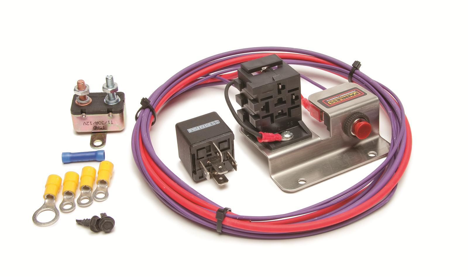 painless wiring 30201 starter solenoid kit hot start plus engine bump system kit ebay. Black Bedroom Furniture Sets. Home Design Ideas