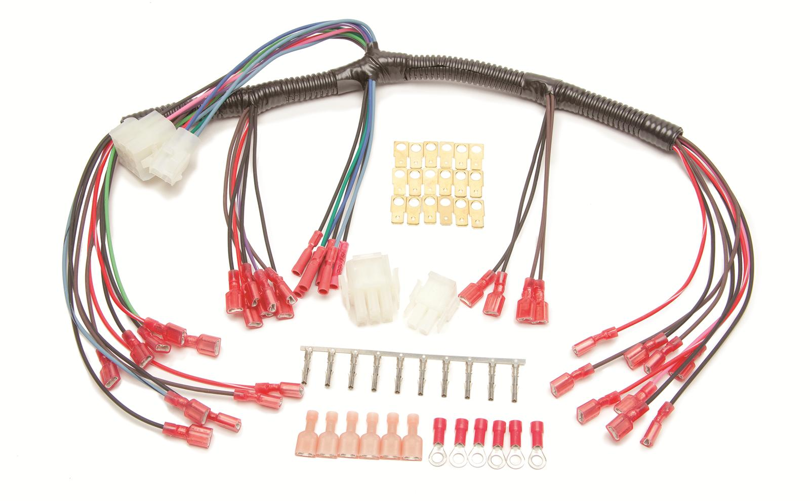 painless performance universal gauge harnesses  painless performance universal gauge harnesses 30301 shipping on orders over 99 at summit racing