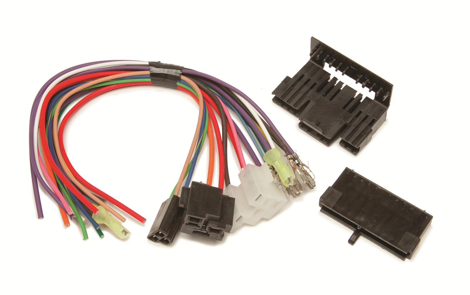 painless wiring 30805 wiring harness gm steering column dimmer universal kit ebay