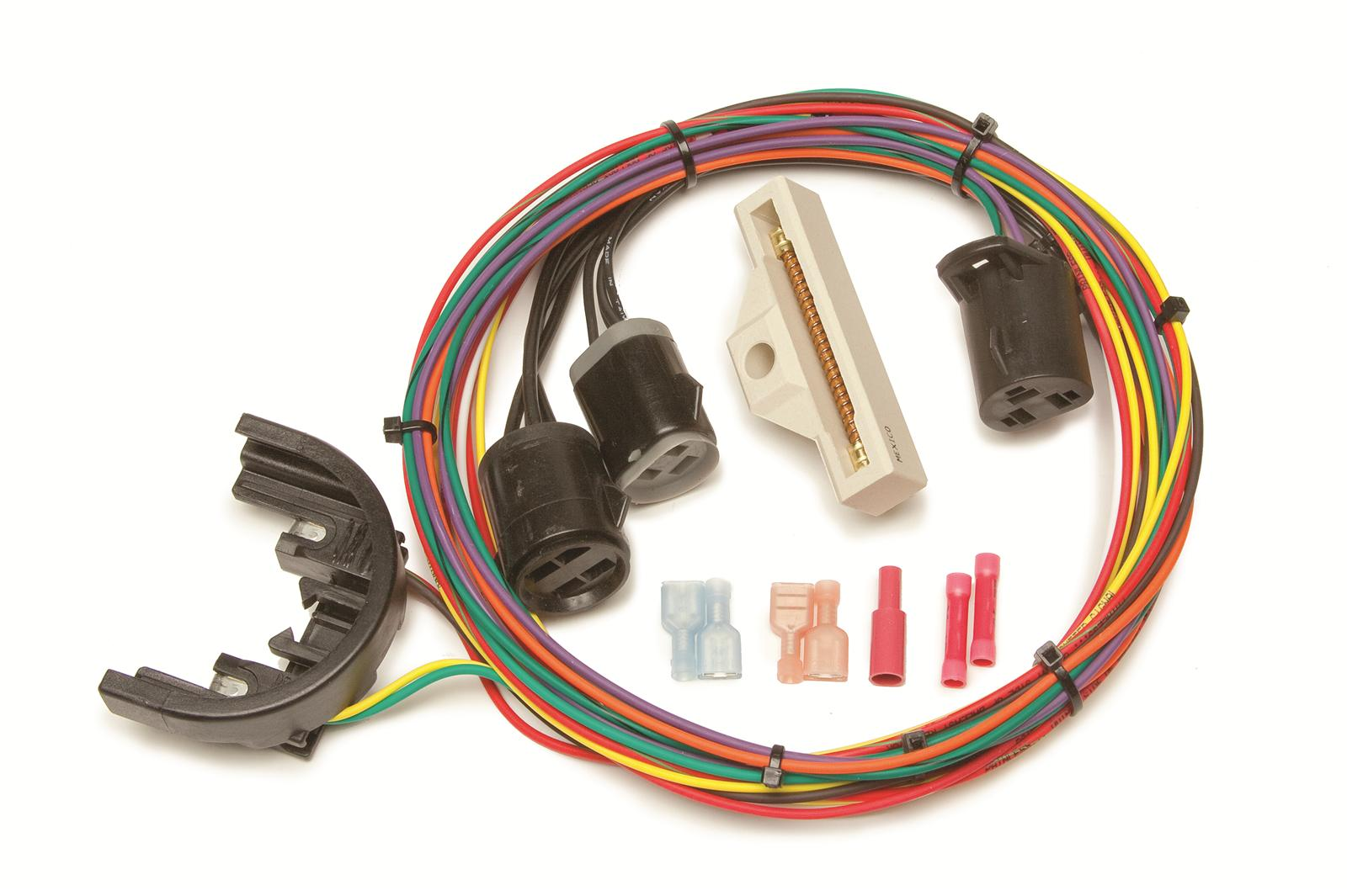 Painless Performance Duraspark II Distributor Wiring Harnesses 30812 - Free  Shipping on Orders Over $99 at Summit Racing