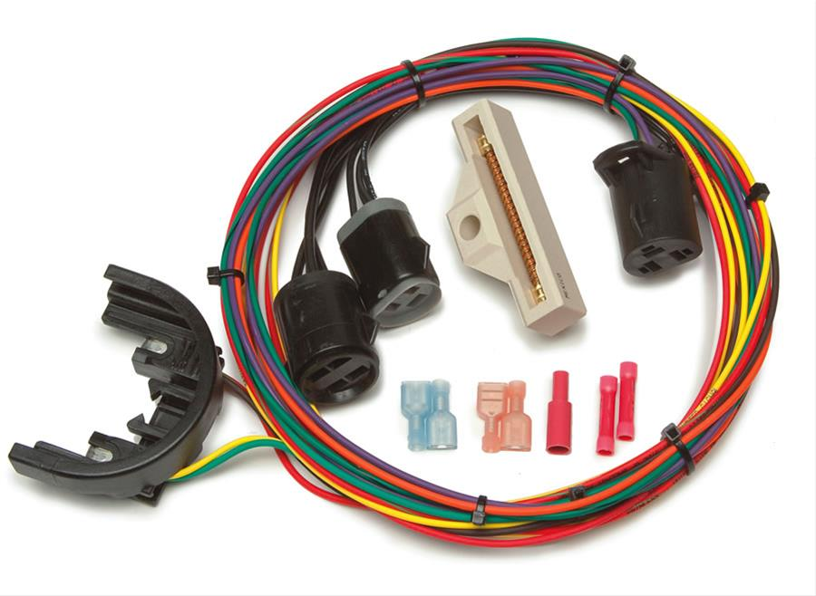 painless performance jeep cj duraspark ii wiring harnesses 30819 free shipping on orders