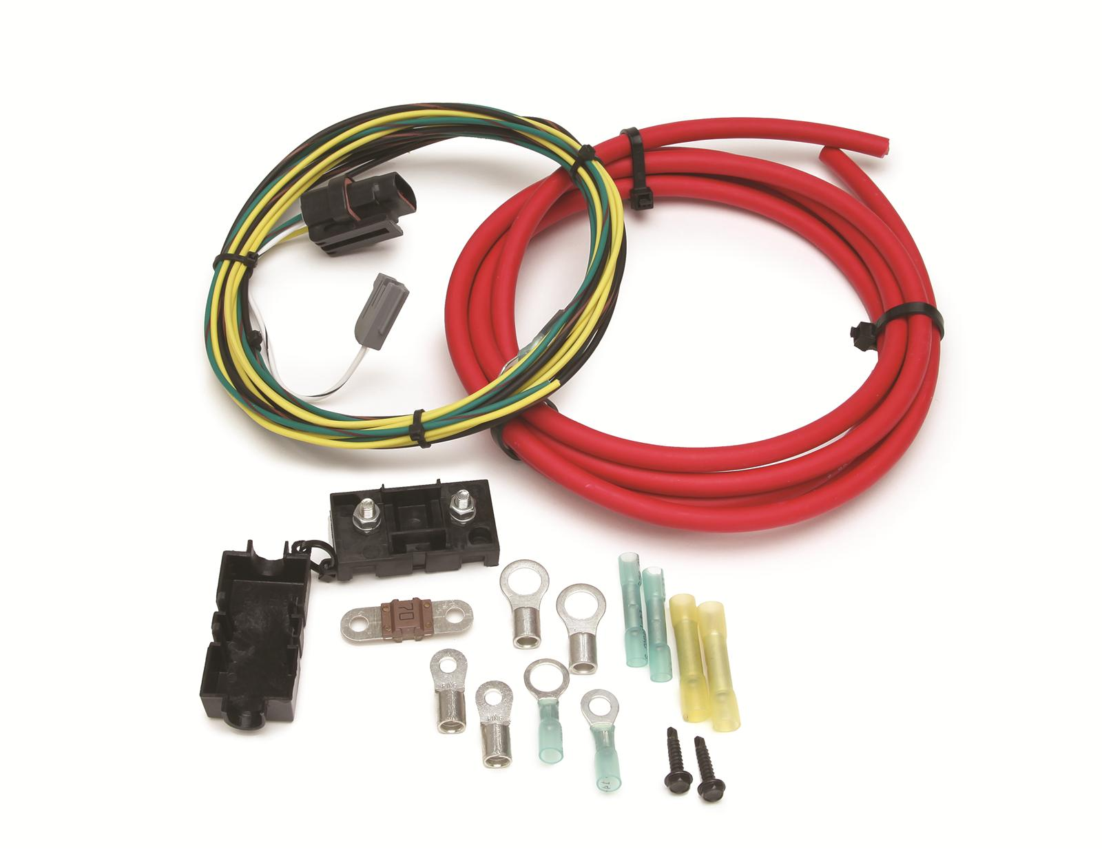 painless performance alternator wiring kits 30831 - free shipping on orders  over $99 at summit racing