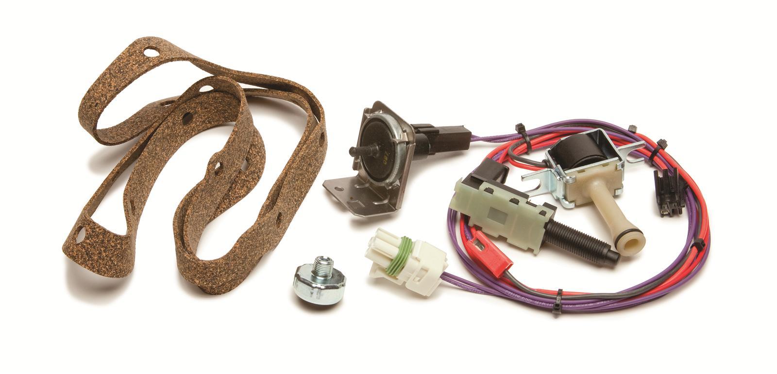 Painless Wiring 60109 Torque Converter Lockup Kit Vacuum