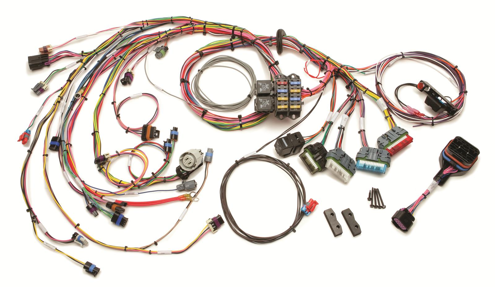 painless wiring harness fuel injection multi-port mass ... 1996 gmc wiring harness diagram gmc wiring harness 4 3l #4