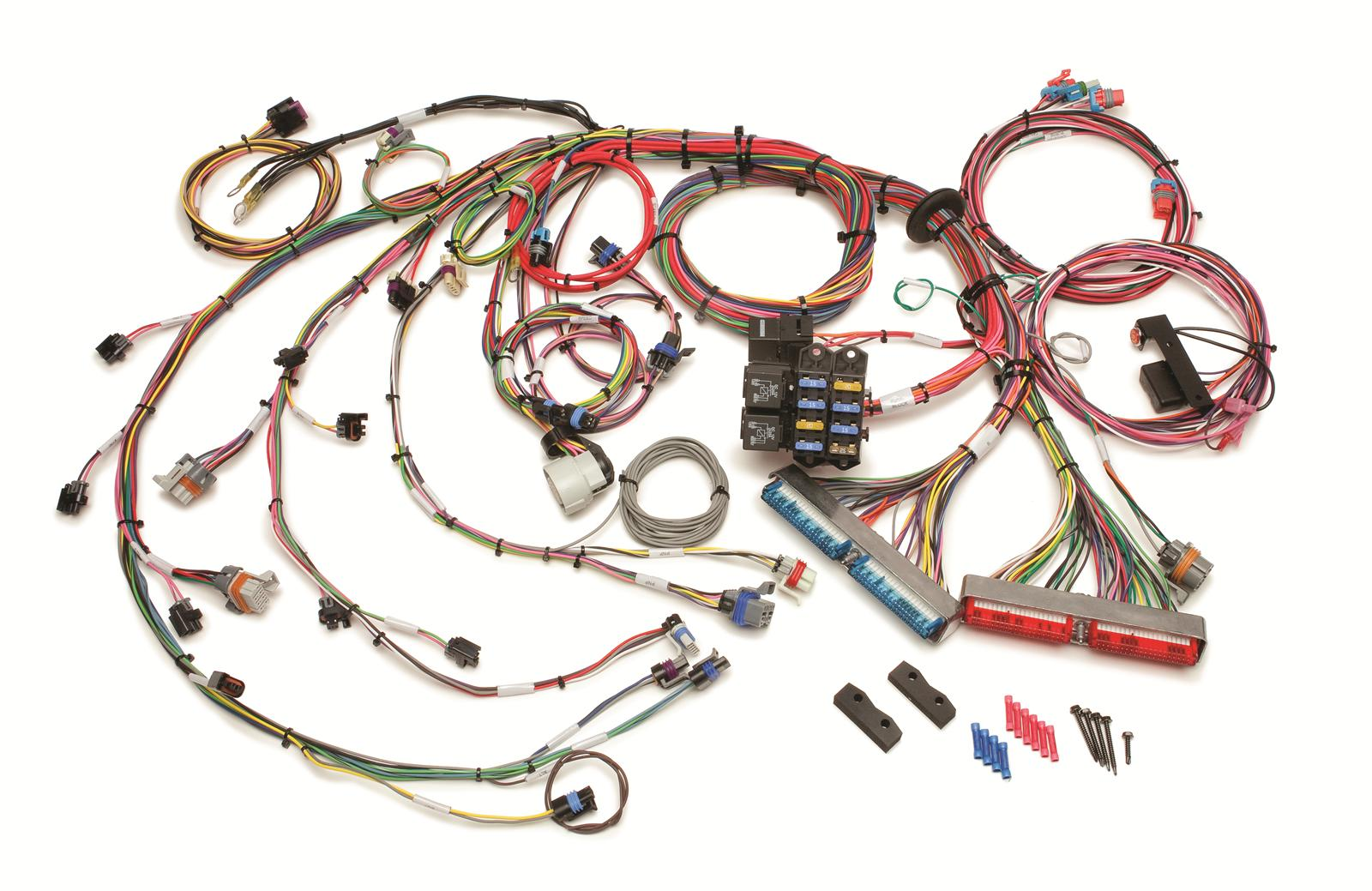 chevy 5 3 wiring diagram painless wiring 60218 wiring harness gen iii vortec chevy ... 5 3 wiring harness #11