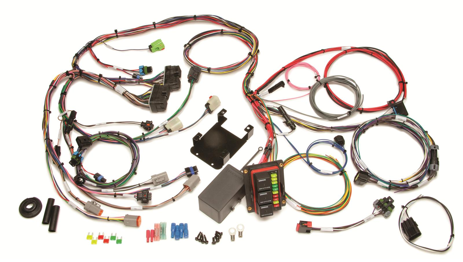 Common Ground Wiring Harness : Painless performance fuel injection harnesses free