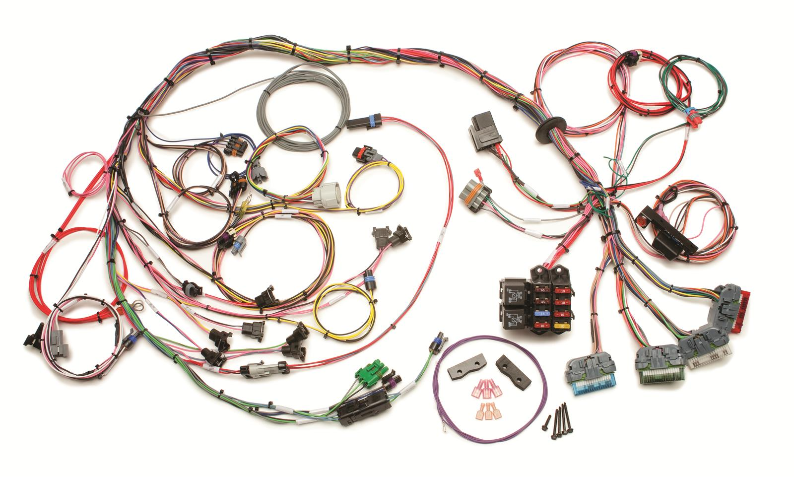 Painless Wiring Harness Problems : Painless performance fuel injection harnesses free