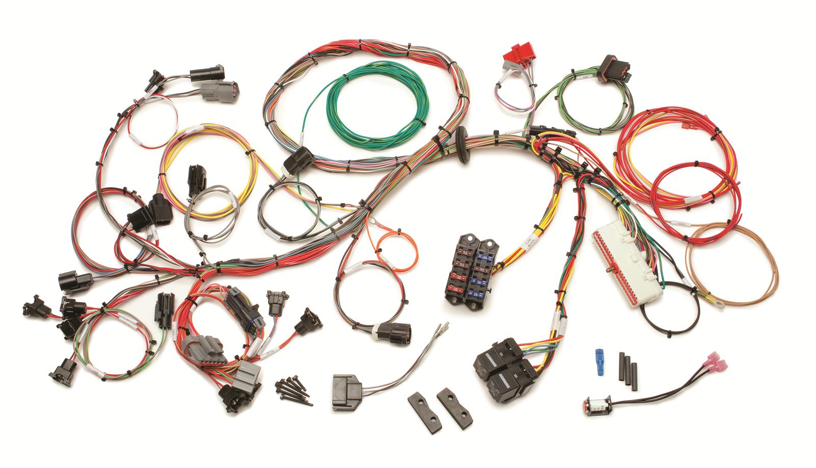prf 60511_xl painless ford efi wiring harness painless fuse box wiring diagram rjm injection wiring harness at gsmportal.co
