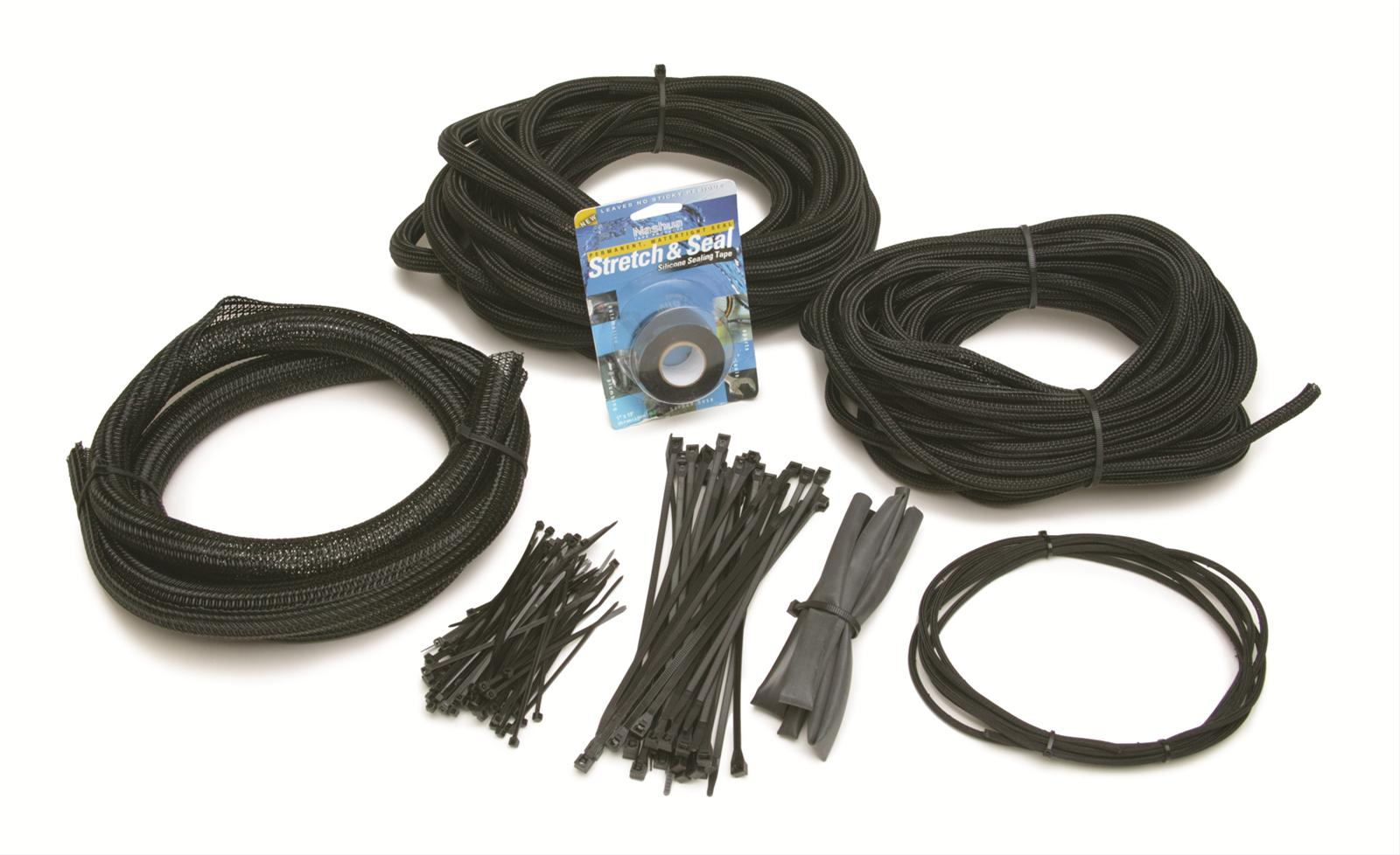Painless Performance Powerbraid Chassis Harness Kits 70920 Free Wiring Shipping On Orders Over 99 At Summit Racing