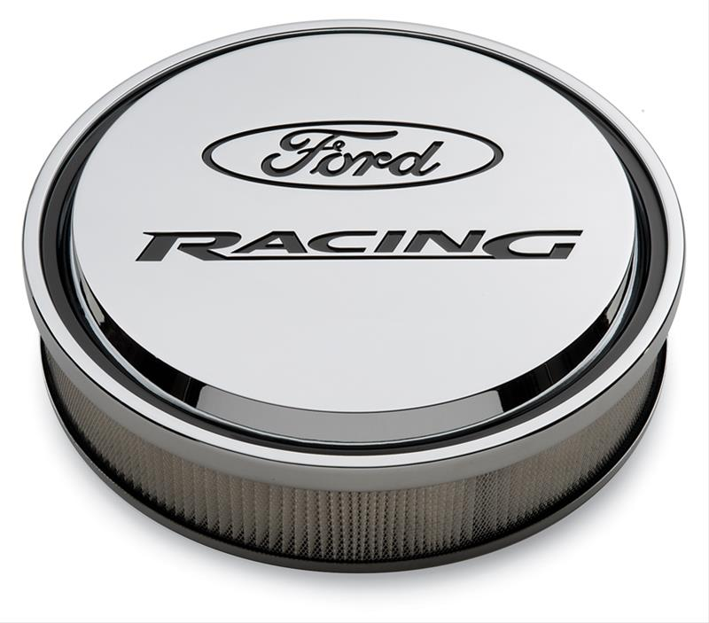 "Proform 302-351 Ford Racing 13/"" Air Cleaner Chrome"