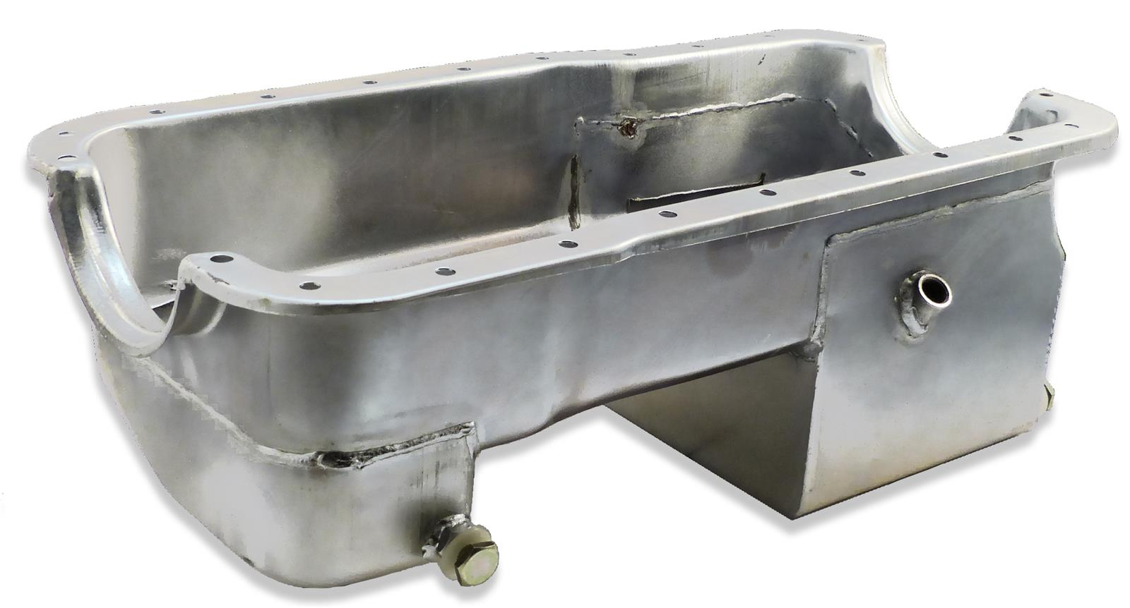 SPC Performance 7450 Chrome Oil Pan for Ford 360-390