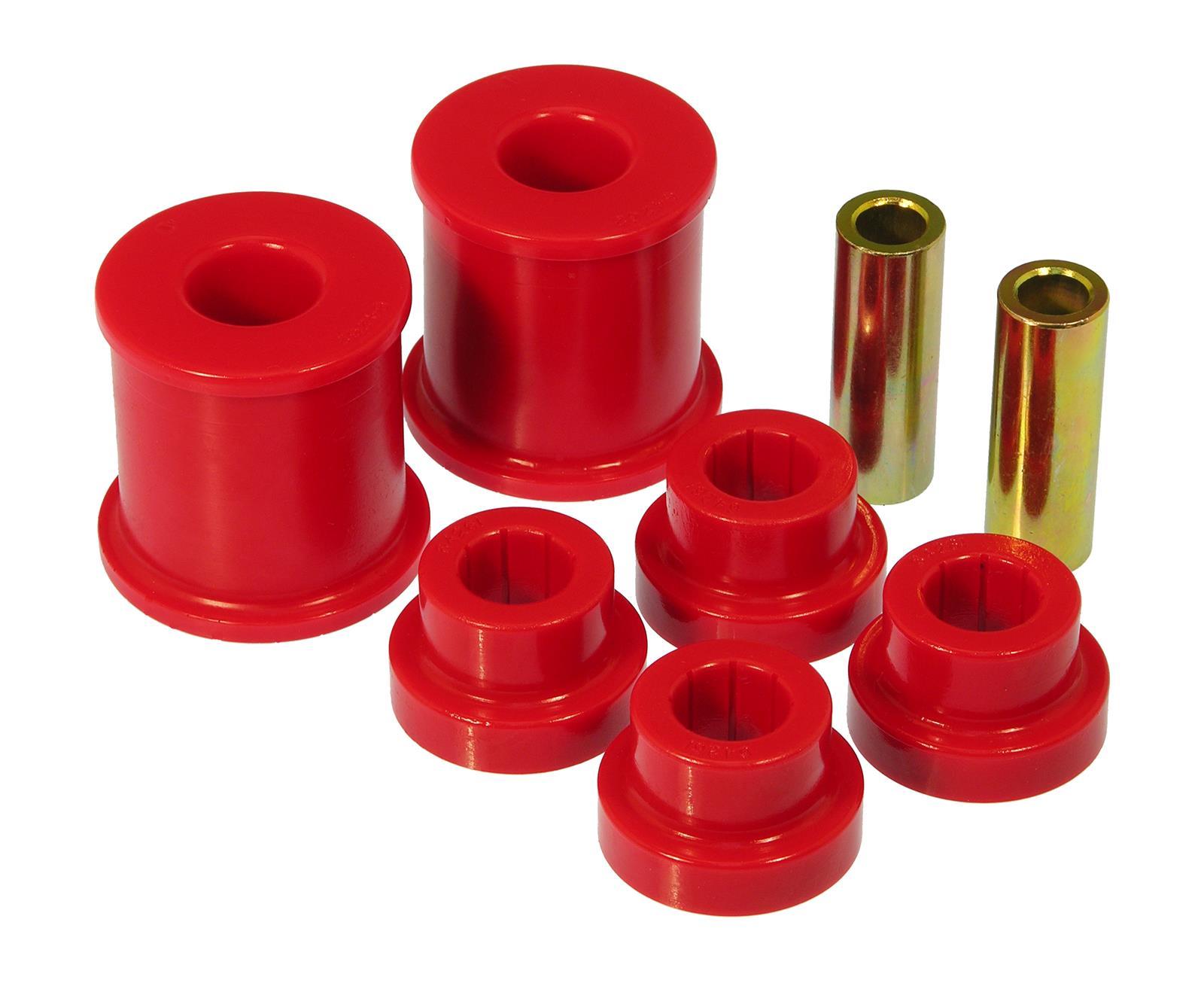Prothane 6-308 Red Rear Trailing Arm Bushing Kit