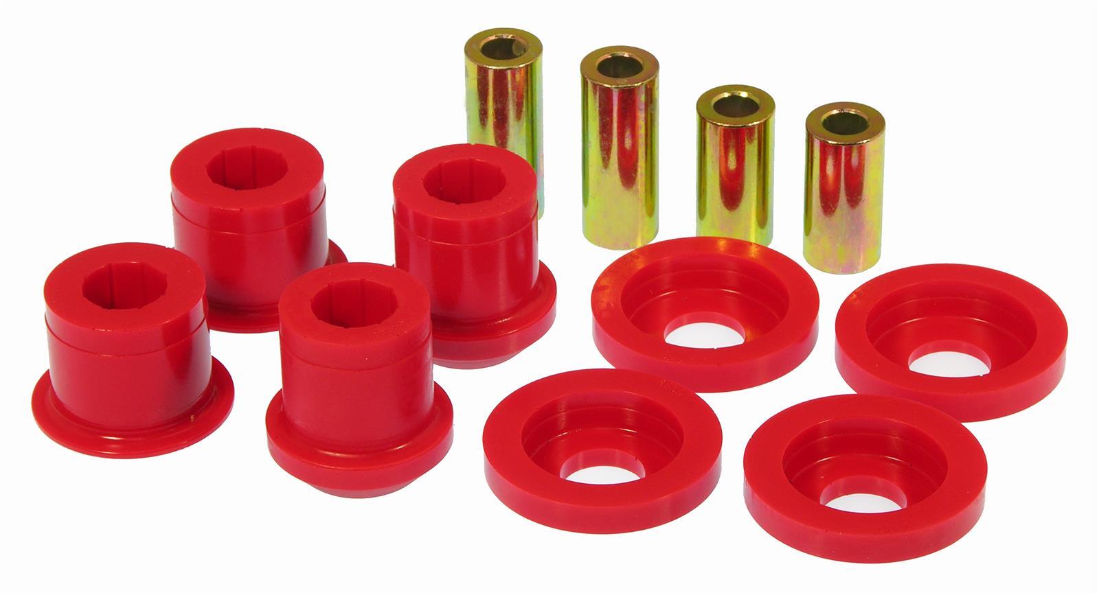 Prothane 6-313 Red Rear Lower Control Arm Bushing Kit