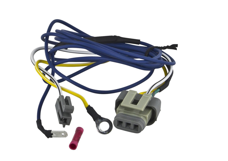 [TBQL_4184]  Powermaster Alternator Wiring Kits 125 | Ford Powermaster Alternators Wiring |  | Summit Racing