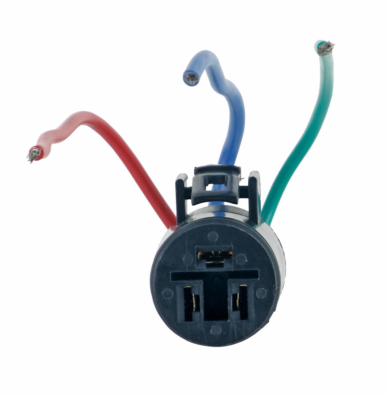 Powermaster Alternator Wiring Connectors 129