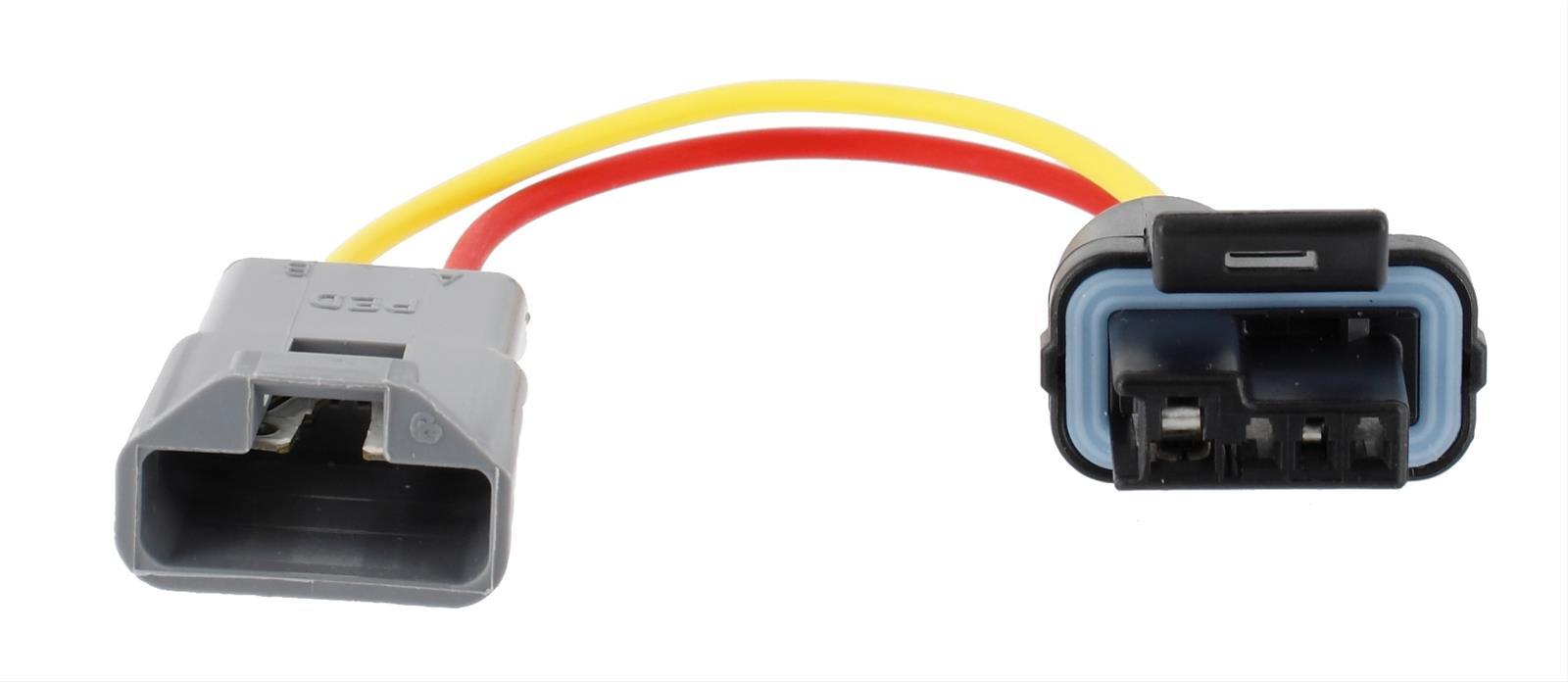 Powermaster alternator wiring harness adapters free