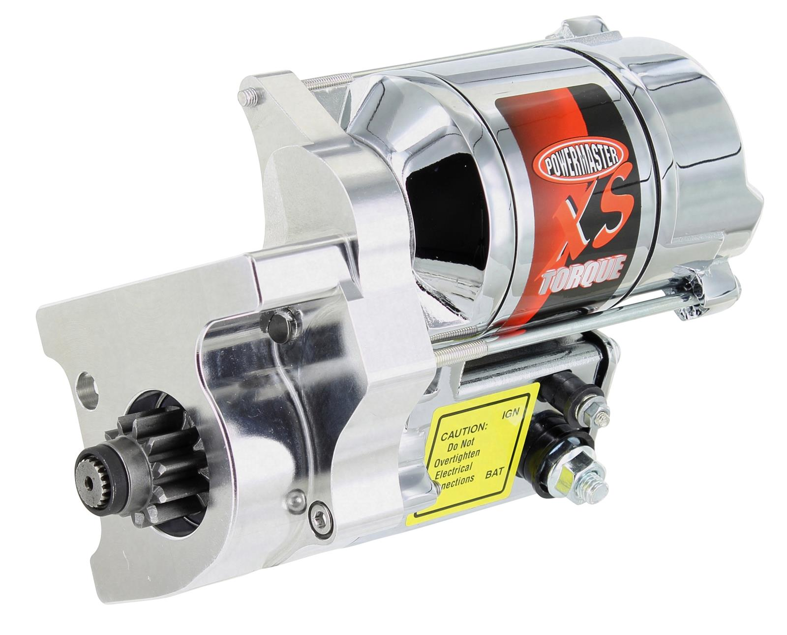 Powermaster Xs Torque Starter Wiring Solutions Ford 460 Mini Diagram Starters 19502 Free On Orders Over