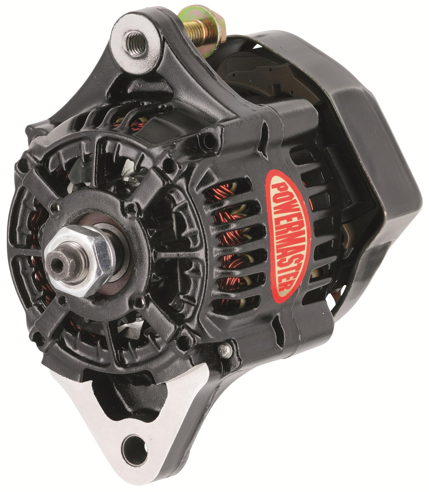 pwm 8162_xl powermaster race alternators 8162 free shipping on orders over One Wire Alternator Installation at bayanpartner.co