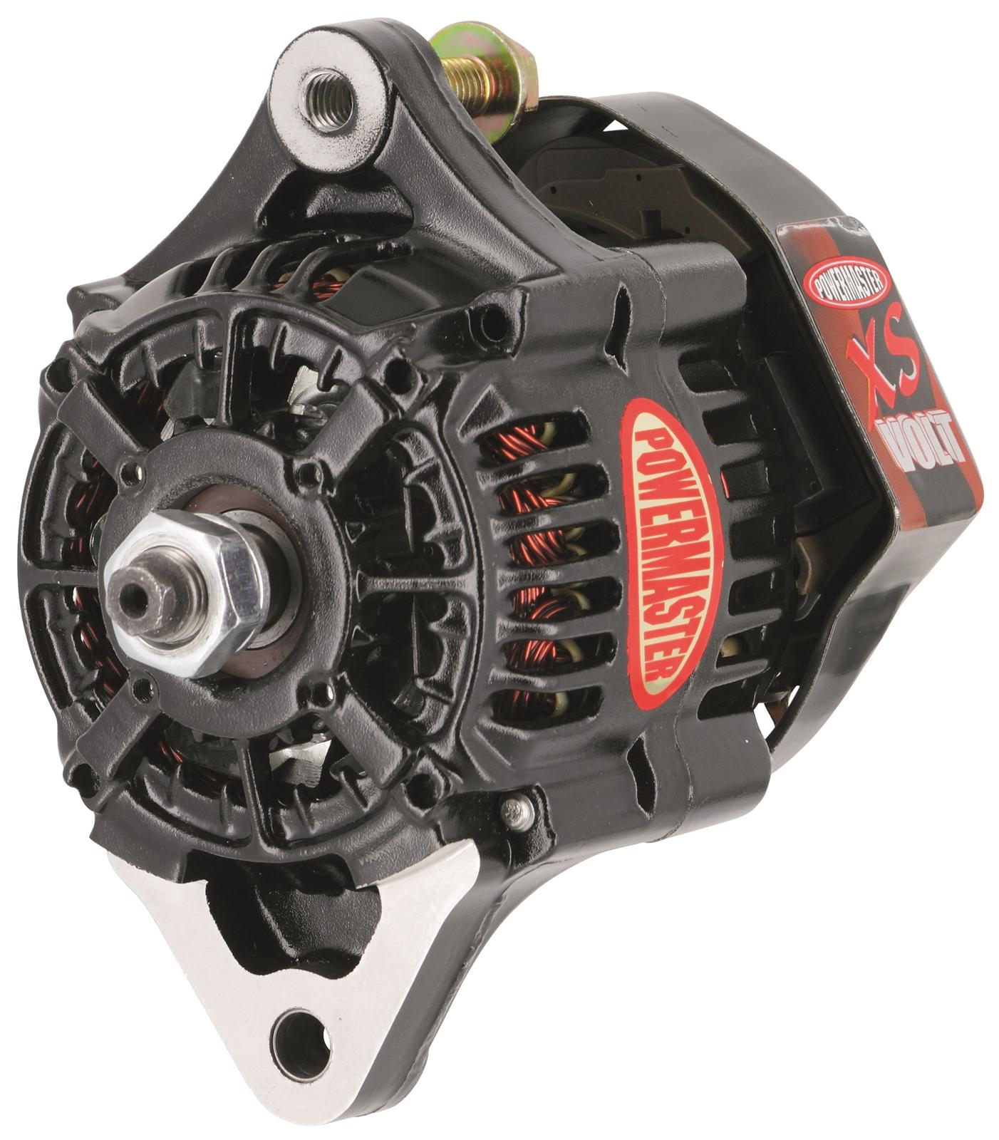 pwm 8188_xl powermaster race alternators 8188 free shipping on orders over One Wire Alternator Installation at nearapp.co