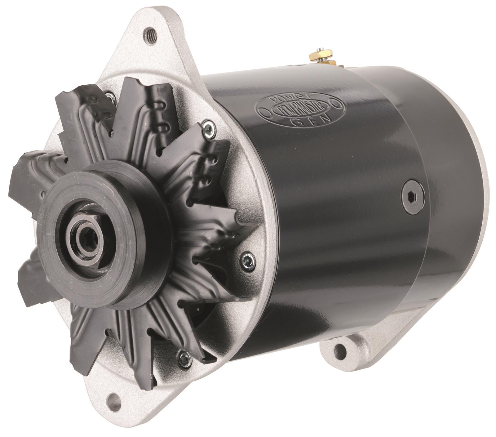 Powermaster Powergen Alternator 75 Amps Black 12v