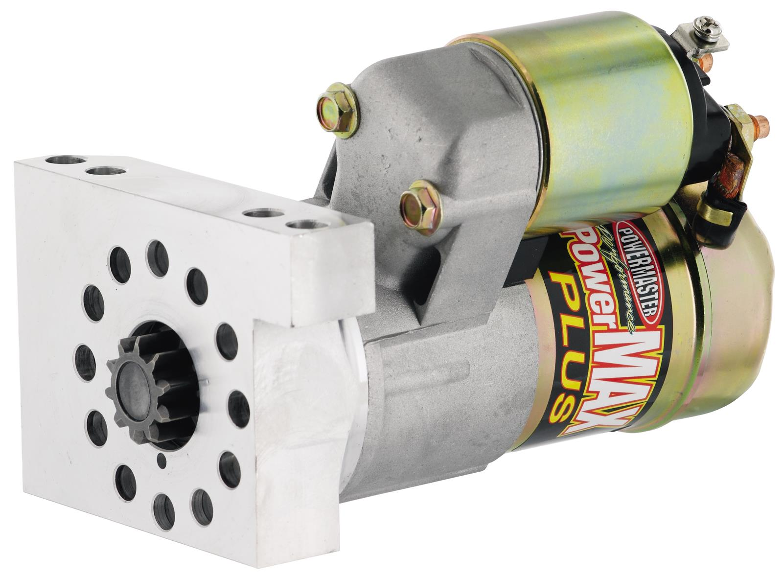 Powermaster PowerMAX Starters 9100 - Free Shipping on Orders Over $49 at  Summit Racing