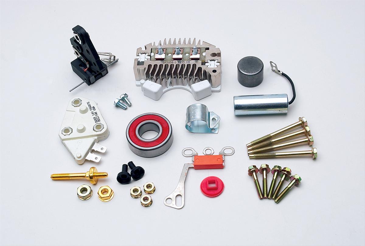 Alternator Repair Kit : Powermaster alternator rebuild kit gm si ebay
