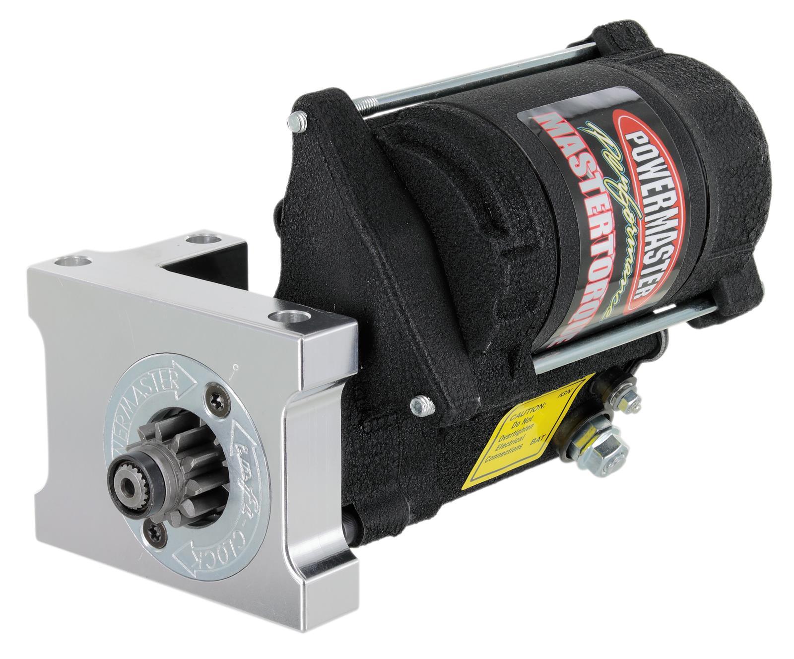 Powermaster Mastertorque Starters 9612