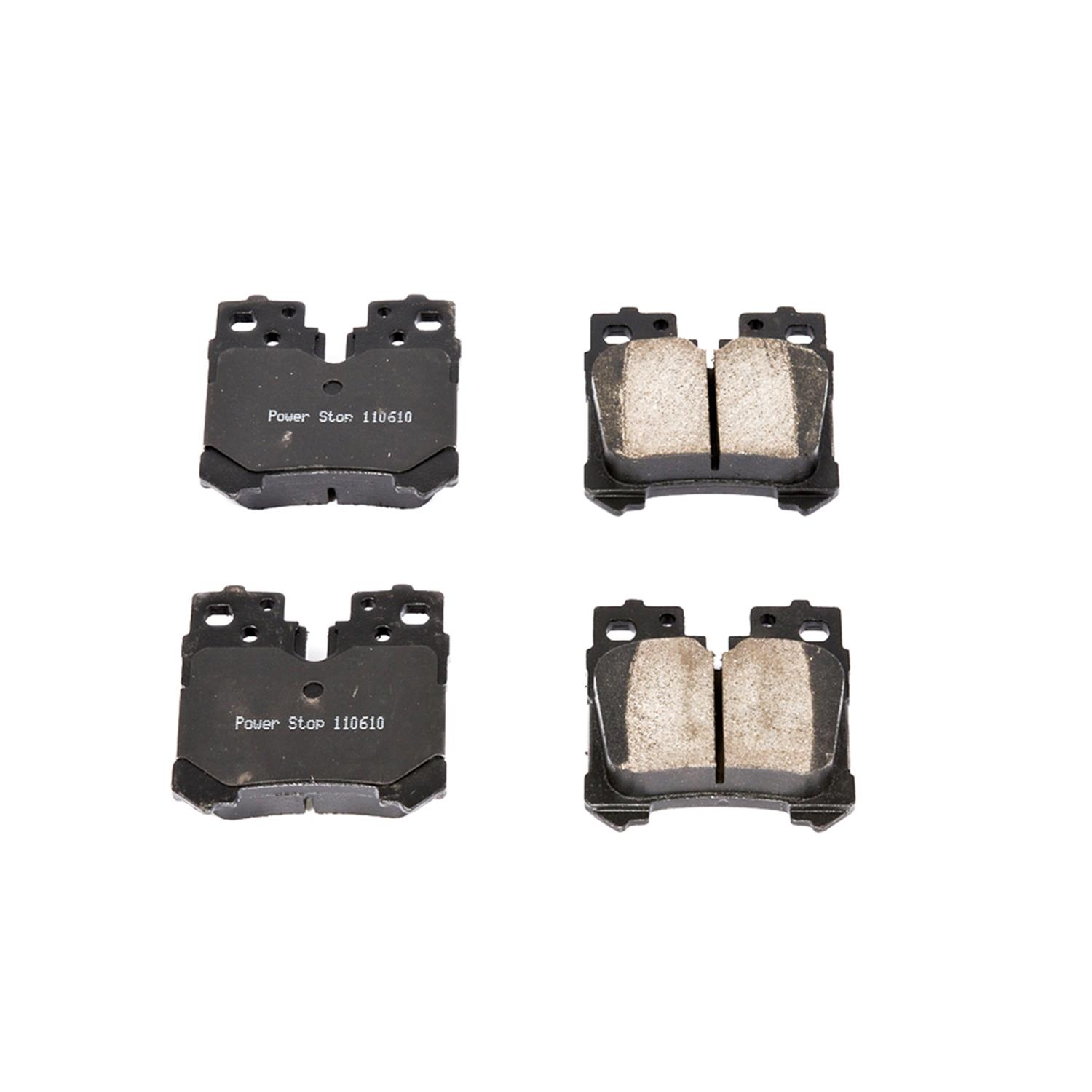Power Stop 16-1440 Z16 Ceramic Brake Pad