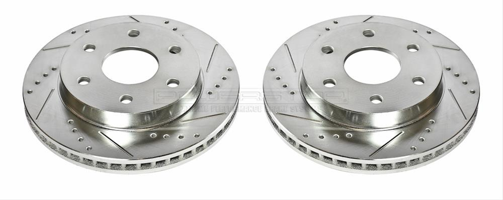 Power Stop AR8647 Economy OE Replacement Brake Rotor