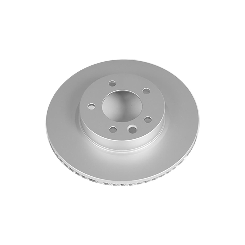 Power Stop EBR819EVC front Evolution/Genuine Geomet Coated/Brake Rotor